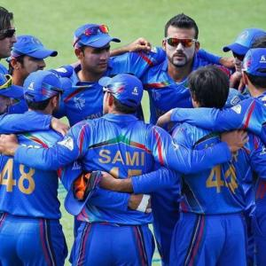 Historic Indo-Afghan Test from June 14 in Bengaluru
