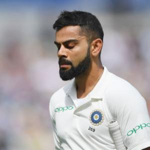 Kohli should take some responsibility for India's loss: Hussain