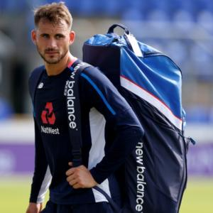 England's Hales out of opening ODI against India