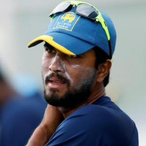 SL captain Chandimal and coach banned for two Tests, four ODIs