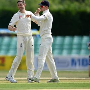 England Lions hammer India 'A' by 254 runs in one-off unofficial Test