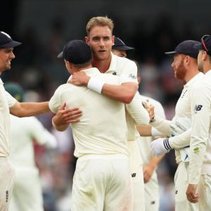 Broad wants to be Root's 'go to guy' in Test series vs India