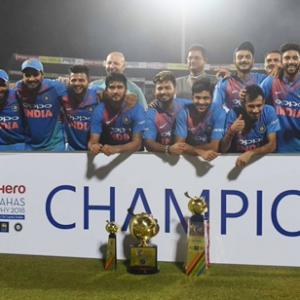 BCCI confident 'India can carry the momentum into England'
