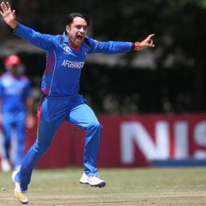 ICC WC Qualifier: Rashid spins Afghanistan to victory over UAE