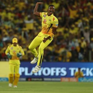 Lungi makes batsmen dance to his tunes in IPL