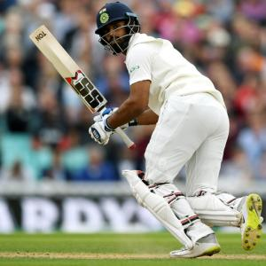 'Phone call to Dravid helped': How Vihari hit a fifty on debut!