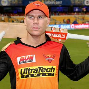 Warner's leadership skills are unmatched: Laxman