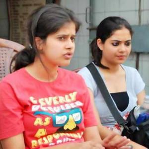 Delhi SlutWalk: 'Men don't own the public space!'