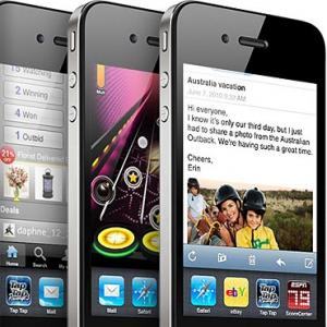iPhone 4 comes to India, finally!