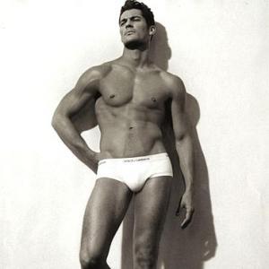 POLL: Hot or not? Meet male model David Gandy