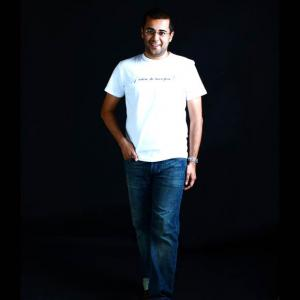 CHETAN BHAGAT: You wouldn't read my book for its language