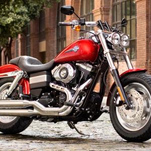 Fat Bob: The spectacular Harley with a twist