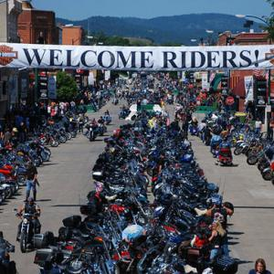 IN PICS: The annual Sturgis Motorcycle Rall