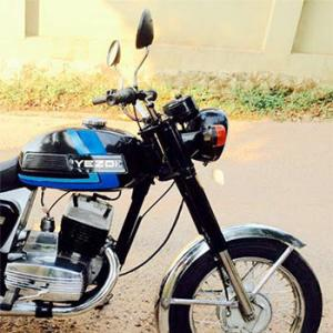 Memories: 5 forgotten Indian bikes - Rediff com Get Ahead