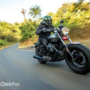 Is this India's most unique motorcycle? - Rediff com Get Ahead