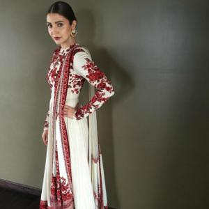 Who dresses bride Anushka Sharma the best?