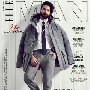First look! Shahid Kapoor is such a gentleman