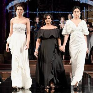 b6fe21335874 The Indian who wowed at NY Fashion Week - Rediff.com Get Ahead