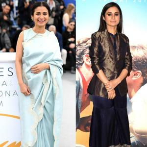 The designer who gave the sari its rightful due at Cannes