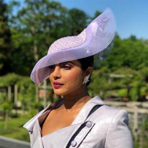 3e9298bbfd6 Should Priyanka have worn a sari to the royal wedding  - Rediff.com Get  Ahead