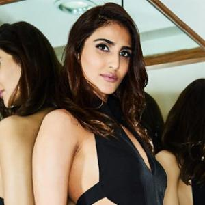Revealed! The secret to Vaani's sculpted arms