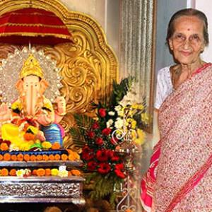 Must see! Ganpati celebrations at Mumbai's oldest pandal