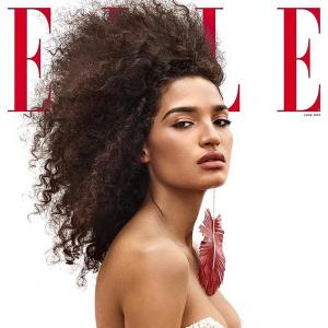 Meet Indya! ELLE USA's first trans cover girl