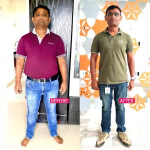 How I lost 23 kg and reversed diabetes in 5 months