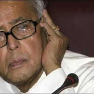 Budget: A heavy burden on Pranab Mukherjee