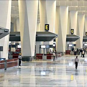 India's 17 spectacular international airports