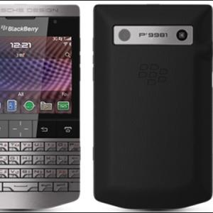 RIM launches Blackberry Porsche at Rs 1.39 lakh!