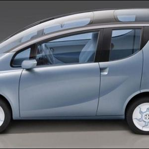 IMAGES: Tata's electric car to cost less than $20,000