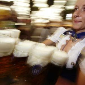 Biggest beer companies in the world