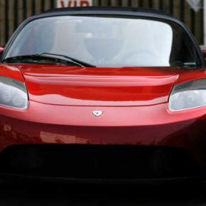 PHOTOS: Tesla cars are simply beautiful