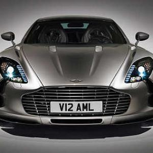 Amazing images of Aston Martin's luxury cars