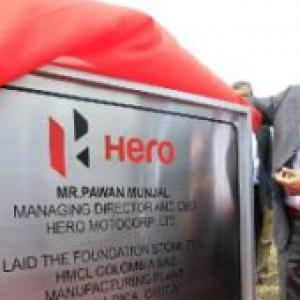 Challenges abound for Hero MotoCorp MD - Rediff com Business