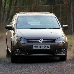 VW Vento diesel is the best automatic car in its segment - Rediff