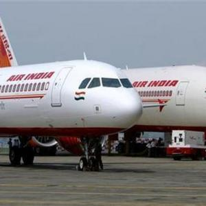 Air India hostess falls off aircraft while closing door