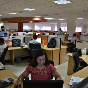 The BIG problem Indian IT firms are facing