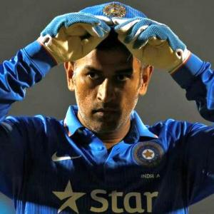 Why Dhoni picked 25% in Run Adam