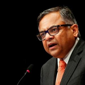 Chandra's Midas touch helps Tata group profit to rise 35%