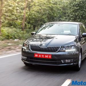 The Skoda Rapid facelift is a good C-segment sedan