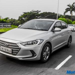 Elantra has a long list of features and a peppy petrol engine
