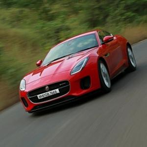 Jaguar F-Type 2.0-litre petrol is an authentic sportscar