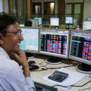 Markets stage relief rally; banking, auto stocks lead