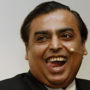 Why Mukesh Ambani is a happy man today