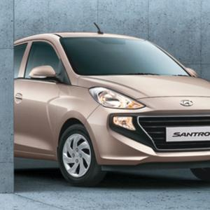 Hyundai brings back Santro 3 years after shelving it