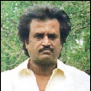 Grand puja for Rajni's film - Rediff com movies