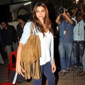 PIX: Ranbir, Deepika attend Gangs Of Wasseypur 2 screening