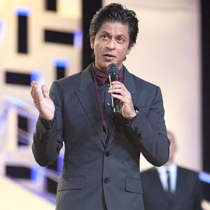 PIX: SRK, Hrithik at the Marakkech Film Festival